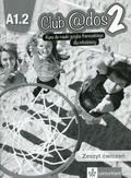praca zbiorowa - Club @dos 1 A1.2 Ćwiczenia + CD LEKTORKLETT