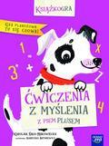 Karolina Haka-Makowiecka - Książkogra. Ćwiczenia z myślenia z psem Plusem