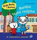 Anita Głowińska, Anita Głowińska - Kicia Kocia i Nunuś. Bardzo fajna rodzina