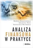 Kołosowska Bożena, Voss Grażyna, Huterska Agnieszka - Analiza finansowa w praktyce