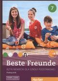 Georgiakaki Manuela, Bovermann Monika, Graf-Riemann Elisabeth - Beste Freunde 7 Podręcznik + CD. Szkoła podstawowa