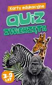 Czapczyk Paweł - Karty edukacyjne Quiz Zwierzęta
