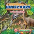 Justyna Wiater-Fronczak - Rozkładanka 3D - Dinozaury. Fascynujący świat