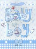 Torebka prezentowa L Baby Boy 1331-03