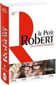 Petit Robert de la langue francaise
