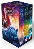 Riordan Rick - Magnus Chase /  Bogowie Asgardu. Pakiet