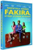 Niezwykła podróż fakira, który utknął w szafie (DVD)