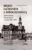 Połomski Łukasz - Między zacofaniem a nowoczesnością. Społeczeństwo Nowego Sącza w latach  1869–1939