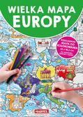 Opracowanie zbiorowe - Wielka Mapa Europy