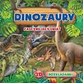 Wiater-Fronczak Justyna - Dinozaury Rozkładanki 3D