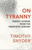 Snyder Timothy - On Tyranny