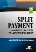 Matusiakiewicz Łukasz - Split Payment - podzielona płatność. Praktyczne problemy. Vademecum podatnika