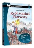 Janusz Korczak - Król Maciuś Pierwszy z oprac. BR SBM