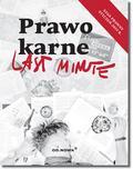 Last Minute Prawo karne