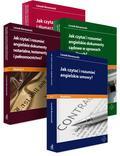 Berezowski Leszek - PAKIET: Podręczniki dla tłumaczy - angielskie umowy, dokumenty prawnicze, sądowe i notarialne