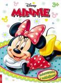 praca zbiorowa - Minnie. Kolorowanka z naklejkami