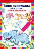 Jagielski Mateusz, Pruchnicki Krystian - Kurs rysowania dla dzieci Dzikie zwierzęta