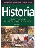 Marek Chmaj, Wojciech Sokół, Janusz Wrona - Historia repetytorium dla licealistów i studentów. Wydanie 3