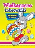 Opracowanie zbiorowe - Wielkanocne kolorowanki