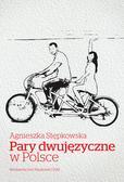 Stępkowska Agnieszka - Pary dwujęzyczne w Polsce