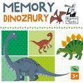 Kapitan Nauka Memory Dinozaury