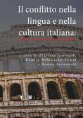 praca zbiorowa - Il conflitto nella lingua e nella cultura italiana