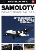 praca zbiorowa - Samoloty pasażerskie świata T.27 BAE 146/Avro RJ