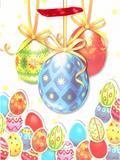 Torebka prezentowa M Wielkanoc 1333-03