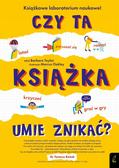 Dr. Tomasz Rożek - Czy ta książka umie znikać?
