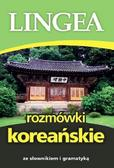 praca zbiorowa - Rozmówki koreańskie ze słownikiem i gramatyką