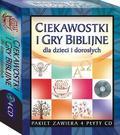 praca zbiorowa - Ciekawostki i gry biblijne dla dzieci.. (4 CD)