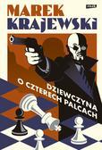 Marek Krajewski - Dziewczyna o czterech palcach