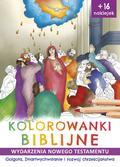 Ireneusz Korpyś - Kolorowanki biblijne Golgota, Zmartwychwstanie