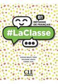 praca zbiorowa - LaClasse B1 książka + DVD