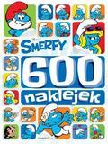 praca zbiorowa - Smerfy. 600 naklejek