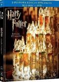 David Yates - Harry Potter i Książę Półkrwi (Blu-ray+DVD)