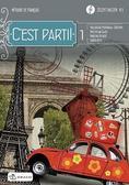 praca zbiorowa - C`est parti! 1 zeszyt ćwiczeń DRACO