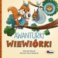 Vanevska Katarzyna - Ach te zwierzaki Awanturki wiewiórki