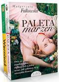 Falkowska Małgorzata, Salwa Oskar - Paleta marzeń Wernisaż Pakiet