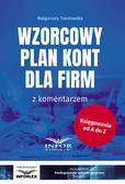 Trentowska Malgorzata - Wzorcowy plan kont dla firm z komentarzem