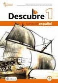 praca zbiorowa - Descubre 1 podręcznik + CD NPP DRACO