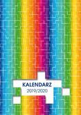 praca zbiorowa - Kalendarz 2019/2020 [tęcza]