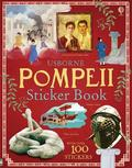 Pompeii Sticker Book. with over 100 stickers