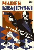 Marek Krajewski - Dziewczyna o czterech palcach TW