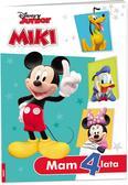 Disney Junior Miki Mam 4 lata. NUM-9102