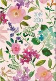 Kalendarz 18 miesięczny DI4 Hortensje