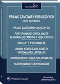 Opracowanie zbiorowe - Prawo zamówień publicznych Zbiór przepisów (wyd. 2019)