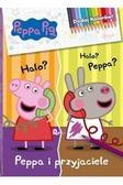 Opracowanie zbiorowe - Peppa Pig Dodaj kolorów! Peppa i przyjaciele