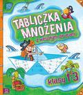 Bator Agnieszka - Tabliczka mnożenia z wesołymi piratami Klasy 1-3