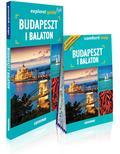 Chojnacka Monika - Budapeszt i Balaton light przewodnik + mapa